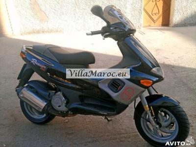 Gilera runner moterscooter 125cc orgineel ingevoerd