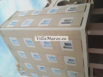 Nieuwe appartementen te huur Nador centrum