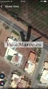 Mooi bouw grond voor villa in Berkane