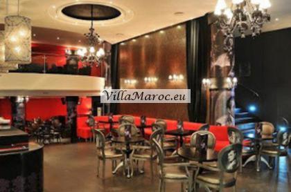 CAFE,RESTAURANT ET PATISSERIE A VENDRE FOND ET MUR marrakech