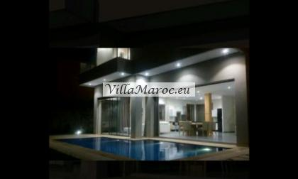 villa 513 m2 modérne a vendre targa marrakech