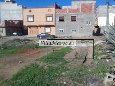 Te koop aangeboden bouwgrond in Marokko: Ras el Ma (Cap de l'Eau) 120 m2