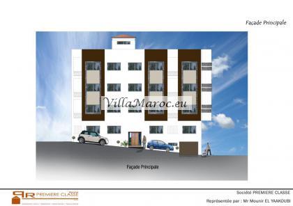 15 Luxe appartementen te koop in Al Hoceima met zeezicht