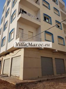 Nieuwbouw appartement -- eerste verdieping -- Hartje Oued Laou