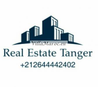 Lot terrain pour villa à Tanger 360m2