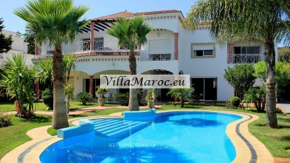 Villa à Tanger Golf